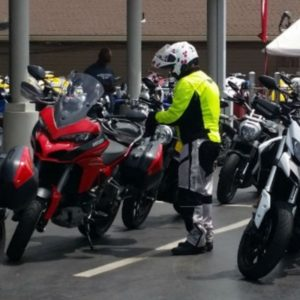 Reno's Powersports Hosts Demos For Motorcyle Enthusiasts