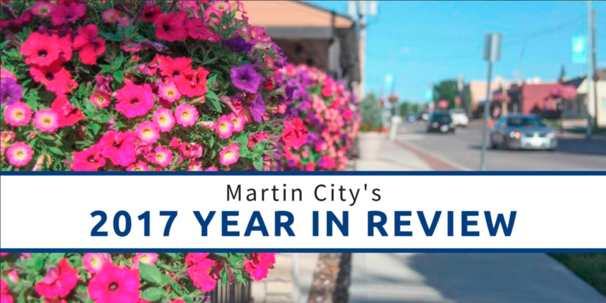Martin City's 2017 Year in Review