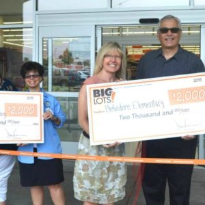 Martin City Schools Receive Grant From Big Lots