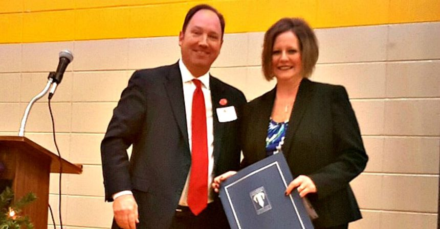 South KC Chamber President Recognized For Ten Years Of Service