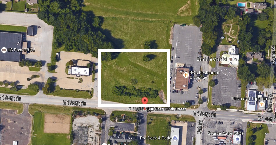 135th Street Land For Sale