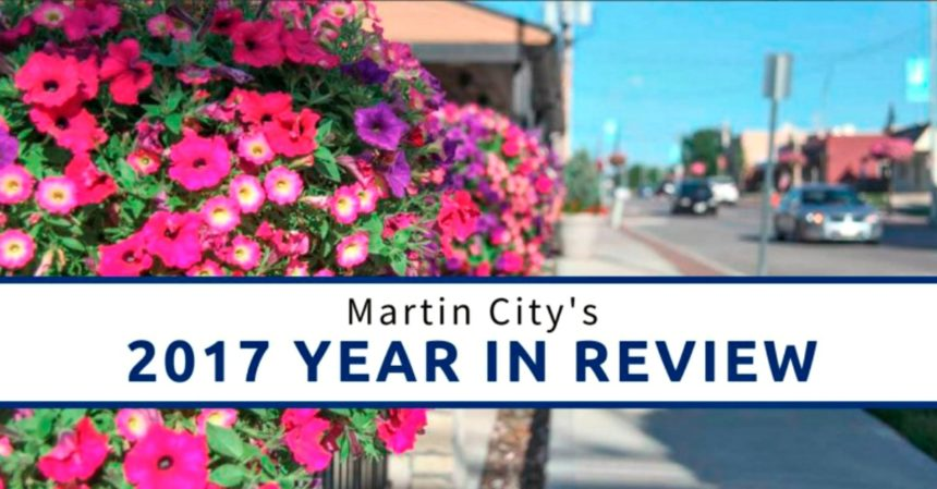 Martin City 2017 Year in Review