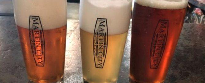 martin city brewing beer club