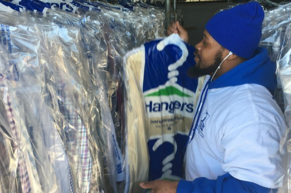 Hangers Cleaners Partners With Certified Restoration Drycleaning Network