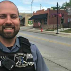 Martin City Welcomes New Community Police Officer