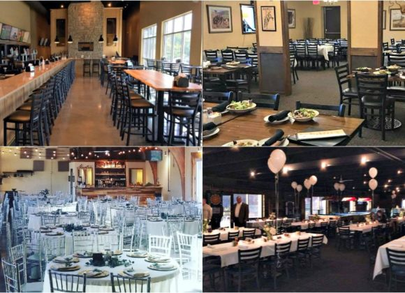 Book Your Company Holiday Party In Martin City!