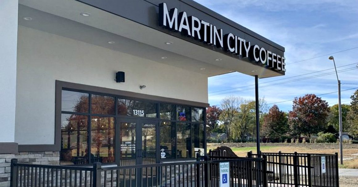 Martin City Coffee