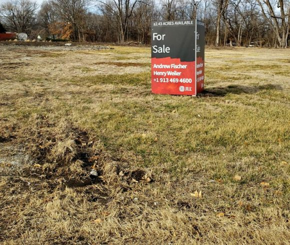 Holmes Road Land For Sale