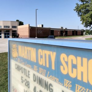 Martin City School Learns To Grow With Community