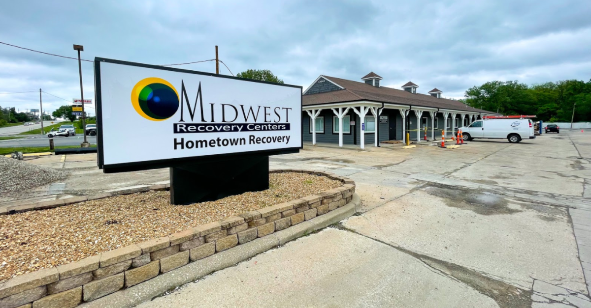 midwest recovery centers hospital